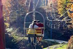 Scenic Chairlift / Ober Gatlinburg