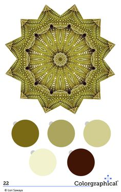 Color Inspiration 22. C2 #paint #colors with HEX codes.