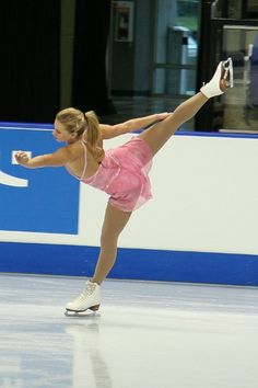 Figure skating, I love to skate! I may not be the best, but it is one of my guilty pleasures! Joannie Rochette has overcome so much, I tear up just watching her skate