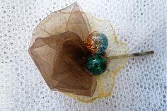 Martinuska / jesenná Brooch, Handmade, Jewelry, Fashion, Moda, Hand Made, Jewlery, Jewerly, Fashion Styles