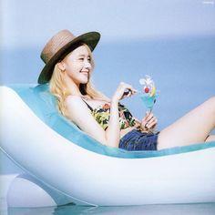 150708 Party Photobook SNSD Yoona