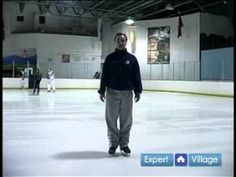 Spins:. Learn advanced ice skating tips in this free online video lesson, including how to do the one-foot spin in figure skating.    Expert: Dmitri Olympiev  Contact: www.pinesicearena.com  Bio: Dmitri Olympiev was born in Moscow, Russia, and has been skating since he was 4 years old.  Filmmaker: Paul Muller