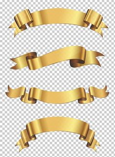 Ribbon Png, Ribbon Banner, Fond Design, Frame Border Design, Gold Banner, Certificate Design, Borders And Frames, Vinyl Banners, Ribbon Design