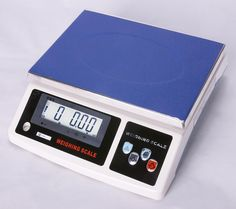 Weighing Scale Balance l 33 lb x 0.001 lb l Kitchen, Lab, Tabletop, Medical