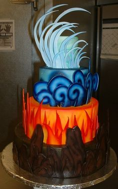 My Life is Avatar: The Last Airbender - Avatar: The Last Airbender Cake