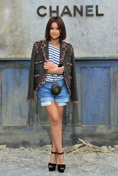 @roressclothes clothing ideas #women fashion Miroslava Duma's Fabulous Outfit Look