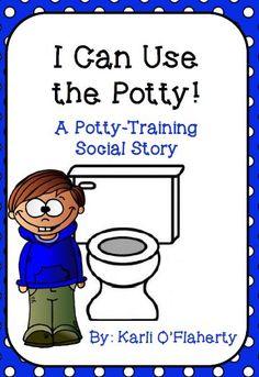 Social Story: Potty Training