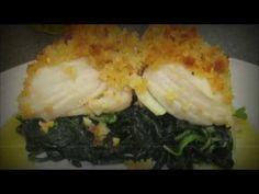 Bacalhau com Broa assado no forno - YouTube