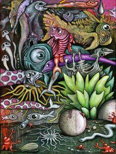 Weird Art Paintings   Weird Art/Paintings Thread - QuakeOne - Quake 1 Resurrection