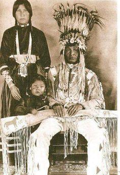 Blackfoot family