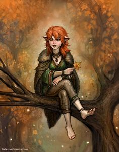 f Halfling Ranger in tree forest road RPG Female Character Portraits : Photo Character Creation, Fantasy Character Design, Character Concept, Character Inspiration, Character Art, Dungeons And Dragons Characters, D D Characters, Fantasy Characters, Fantasy Races