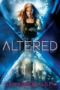 #CoverReveal Altered (Crewel World, #2) by @GenniferAlbin
