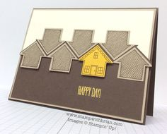 You Brighten My Day, What's Up?, Cheerful Critters, Stampin' Up!, Brian King