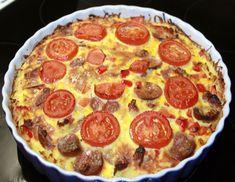 Strudel, Quiche, Vegetarian Recipes, Healthy Recipes, Danish Food, Greek Recipes, Soul Food, I Foods, Food Inspiration