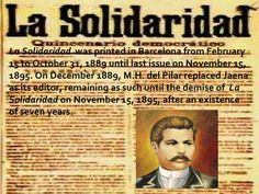 In the La Solidaridad, Rizal found his medium for expressing his hatred to the friars and the Spanish government in the Philippines. He wrote the The Indolence of the Filipinos, expressing that the Indios had, at one time, a rich civilization with various international relations, rich culture and diverse knowledge of crafts. He once again noted that the indolence of the Filipinos were caused by Spanish colonialism, mainly due to the abuses of the encomenderos. University Of Santo Tomas, Jose Rizal, Political Reform, Noli Me Tangere, Becoming A Writer, Alma Mater, He Is Able, Filipino, Happy Life