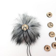 Slate Faux Fur Pom Poms – Warehouse 2020 Faux Fur Pom Pom, Pom Poms, Slate, Warehouse, How To Make, Color, Chalkboard, Colour, Magazine