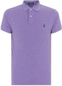 Polo Shirt, Men's Polo, Shirt Men, Casual Outfits, Men Casual, Polo Ralph Lauren, Mesh, Pure Products, Mens Tops