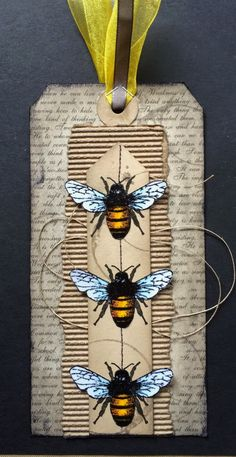 ≗ The Bee's Reverie ≗  MadeByCHook: Bees at Tag Along