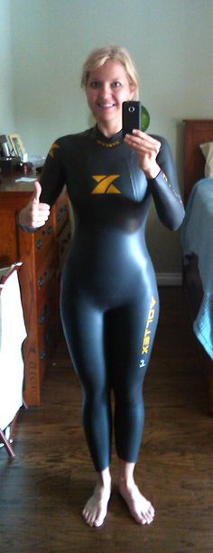 Wetsuits in sexy women