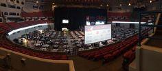 Corporate Function at the CAJUNDOME Convention Center Arena in Lafayette, LA