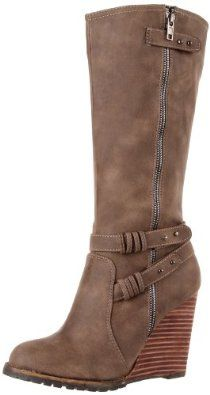 Women's Wedge Boot #Women's Boot, #Boot, #Wedge Boots