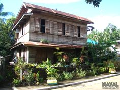 traditional house, Biliran