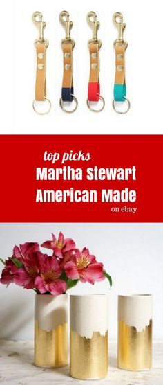 From home decor and stylish fashion accessories to craft supplies and health & beauty, here are our top picks for Martha Stewart American Made on eBay.