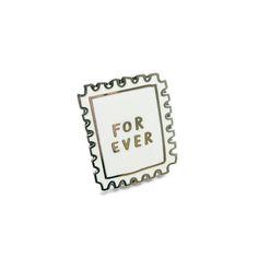 shop.adamjk.com | internet gift shop | FOREVER STAMP Lapel Pin
