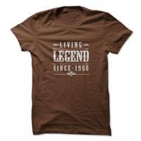 Wear this Premium Shirt http://www.sunfrogshirts.com/Living-Legend-1968.html?13746