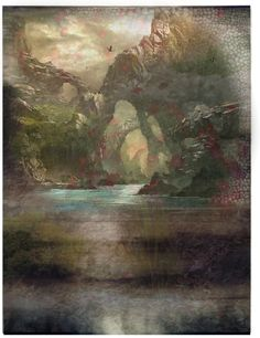 """""""The ominous sea"""" by esteladesign on Polyvore"""