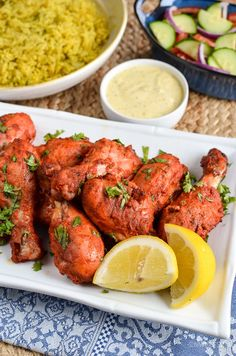 Slimming Slimming Eats Syn Free Tandoori Chicken - gluten free, Indian fakeaway, Slimming World and Weight Watchers friendly Slimming World Fakeaway, Slimming World Dinners, Slimming World Recipes Syn Free, Slimming World Diet, Slimming Eats, Slimming World Chicken Recipes, Slimming Word, Slimming World Breakfast, Dinner Recipes For Kids