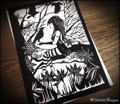 Commercial & Personal Use Gothic Fairy in by WildchildDesigns77