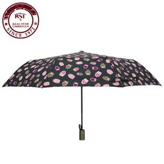RST automatic Three Folding 2017 new function 1 pound store Umbrella