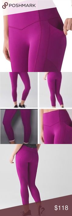 Lululemon All The Right Places Crop II NWT/12 REGP Lululemon All The Right Places Crop II NWT/12 REGP  ❌NO TRADES 🔴OFFERS SHOULD BE MADE THROUGH POSH OFFER FEATURE 🔴PRICES NOT DISCUSSED IN COMMENTS  🔴FEEL FREE TO ASK ANY QUESTIONS lululemon athletica Pants Ankle & Cropped