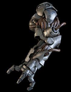 Bionic Commando Arm