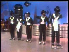 "Soul Train ""Electric Boogaloo""  Inventors of  Pop & Lock (Creeping) and Moon Walking (Back Sliding)"