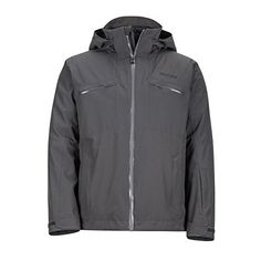 Marmot Mens Kt Component Jacket  Slate Grey  Large * Click on the image for additional details. (This is an affiliate link)