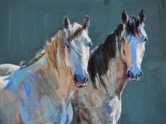 """Fastwater and Moonshine"" - Originals - All Artwork - Sophy Brown Animal Paintings, Animal Drawings, Horse Paintings, Pastel Paintings, Horse Artwork, Equine Art, Horse Photography, Horse Love, Western Art"