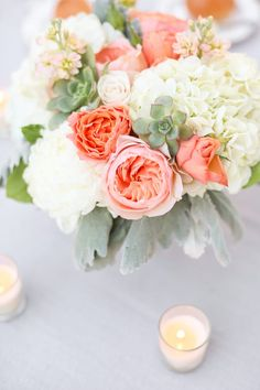 Photo of Flowers by Janet - San Jose, CA, United States. Table centerpiece