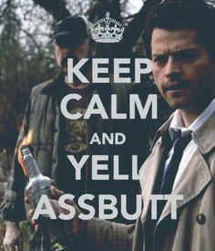 Castiel - Supernatural. My life just got better because of this.