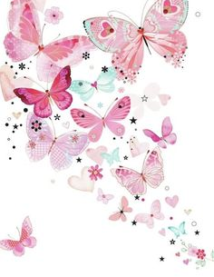 Pink butterfly background PNG and Clipart Floral Wallpaper Phone, Butterfly Wallpaper, Iphone Wallpaper, Monogram Wallpaper, Art Papillon, Papillon Rose, Butterfly Clip Art, Pink Butterfly, Flower Backgrounds
