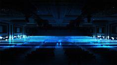 CYGNUS Immersive Light Installation Performance/MARKA 2014 International Brand Conference