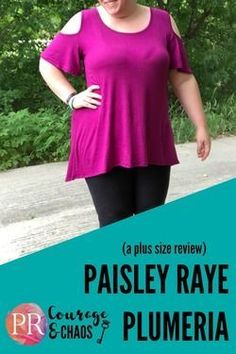 The Paisley Raye Plumeria: A Plus Size Review