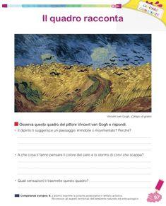 Matita e gomma 2 - Letture Vincent Van Gogh