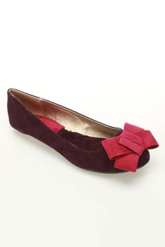 Savana 176x Ballet Flats In Purple