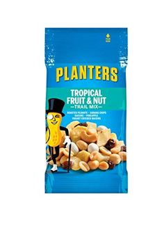 Look at this!  Planters Trail Mix  Tropical Fruit  Nut