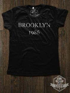 Camiseta Brooklin 1986 - Todo mundo odeia o Chris - Everybody hates Chris