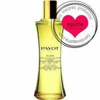 Payot Elixir Aceite Seco Corporal 100 ml Aceite seco para todo tipo de pieles que nutre y suaviza pudiéndolo utilizar tanto el cuerpo, rostro y cabello.   Proporciona una reparación y lucha contra la deshidratación.