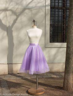 Tulle Skirt  Custom made by AttitudeBalletShop on Etsy