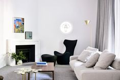 House tour: Elwood Melbourne house by Matyas Architects and Nina Provan - Vogue Australia